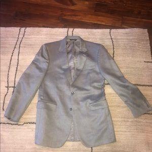 Jos A Bank gray blazer. 42L